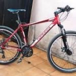 Vendo Bicicleta Top Mega Rod 26 (Consultar por Formas De pago)
