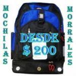 Ultimas Unidades Disponibles en Super Oferta Mochilas Morrales Calidad Premium Desde $ 200