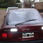 Vendo o permuto ford escord 97