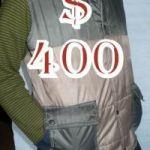 Chalecos UNISEX Canelon Matelasse 4 Bolsillos Calidad Premium Talles 2/3/4 X Solo $ 400