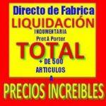 Atención Revendedoras-es y Comercios PICO Y Zonas Aledañas Compren D/FABRICA a Valores IRRISORIOS