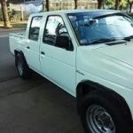 vendo P,up Nissan