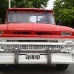 Vendo camioneta chevrolet apache C-10 modelo 1966 excelente estado