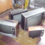 vendo 4 televisores
