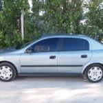 Vendo Chevrolet Astra gl Modelo 2003