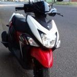 Yamaha scooter zr 2018