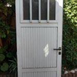 Vendo exelente puerta ventana aluminio