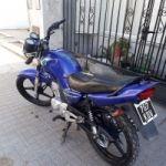 Yamaha ybr 2014