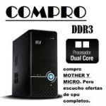 COMPRO mother y micro para ddr3