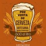 Venta de cerveza artesanal