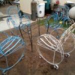 vendo juegos de sillones de jardin