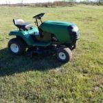 vendo tractor corta cespéd