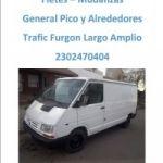 Fletes Mudanzas General Pico y Zona 2302470404