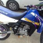 Vendo o Permuto Kawasaki kmx125r, 2 tiempos.