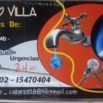Servicio de Plomería Gas Electricidad Cloacas 2302470404