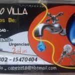 Plomeria Gas Electricidad Cloacas 2302470404