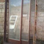 Vendo puerta y ventana