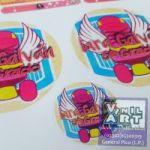 Combo de rótulos y stickers escolares