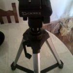 Vendo tripode marca Giottos vt-808 profesional para  foto o video altura maxima  1,55 m