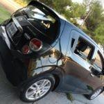 Chevrolet Sonic LTZ full