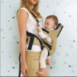Mochila canguro bebe