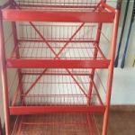 Vendo estantería metálica reforzada