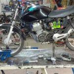 Taller de motos y cuatriciclos