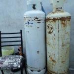 Tubos de gas 45 kg