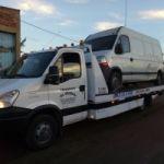 Traslado de vehiculos