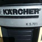 Hidrolavadora Karcher K5700