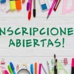 Cursos de inglés. Inscripciones abiertas