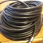 VENDO 32mts CABLE COAXIAL
