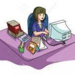 Se ofrece secretaria,tareas administrativas.