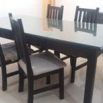 Vendo mesa+sillas