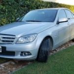 MERCEDES BENZ C200 COMPRESOR 2009