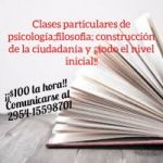 Clases particulares 👩🏫