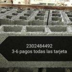 Bloques de cemento todas las medidas
