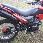 Moto zanella zr 250 cc. En duro 16mil km