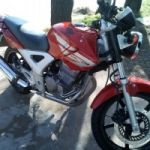 Vendo honda twister