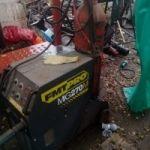 Vendo soldadora de alambre y amoladora