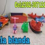 ALQUILER DE INFLABLES Y JUEGOS DANY CEL: 2302-307121 O VIA FACEBOOK COMO INFLABLES DANY