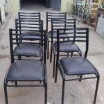 Vendo 30 sillas a la cantidad q se desee