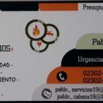 Electricidad Plomería Gas 02302 - 15517007 / 02302 - 15470404