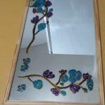 Espejos artesanales,mandalas, cajitas decoradas