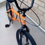 Bicicleta rodado 24 de niño