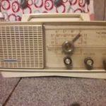 Antigua Radio Noblex de 10 Transistores NT 117A