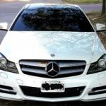 Coupe Mercedez Benz