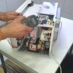 electricista y técnico en microondas