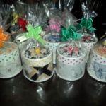 Se venden CAJITAS redondas artesanales -dos tamaños- (para reventa o al por mayor), para EL DIA DE LA MADRE