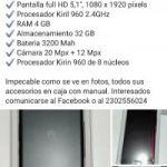 Vendo Huawei P10